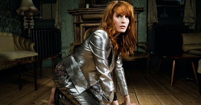 with one eye florence and the machine